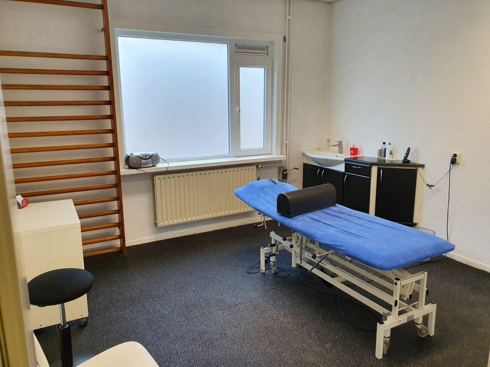 Behandelkamer 2 Sheerenhoek - Fysio de Bevelanden